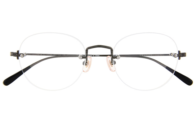 Eyeglasses Graph Belle GB1026B-9A  Gun