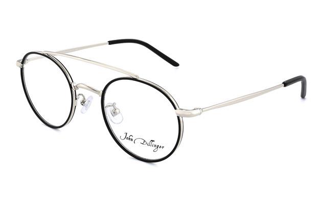 Eyeglasses John Dillinger JD1007-G  ブラック