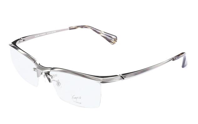 Eyeglasses K.moriyama KM1105  Gun