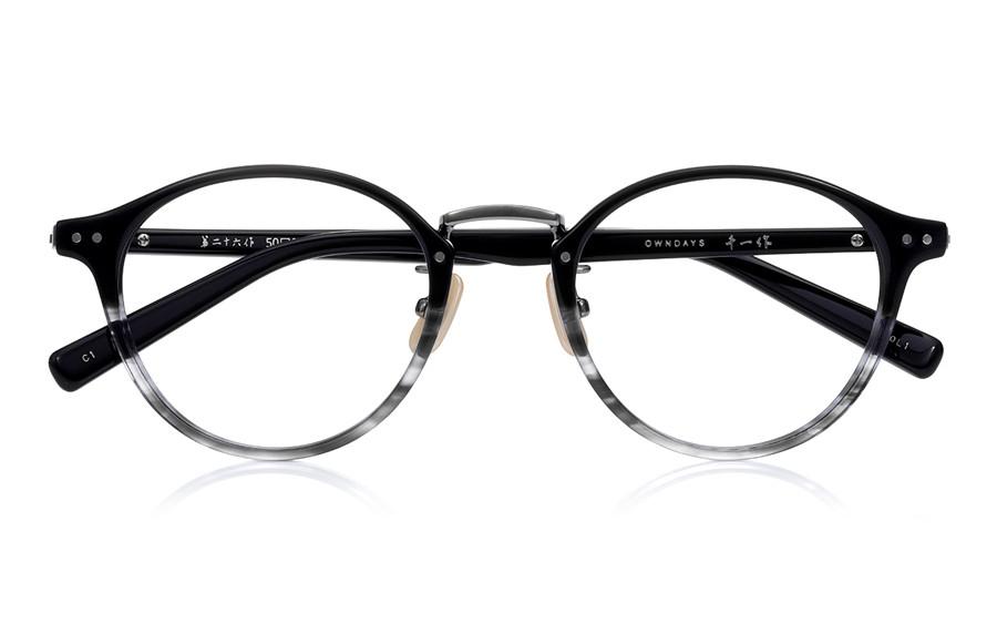 Eyeglasses 千一作 SENICHI26  Black