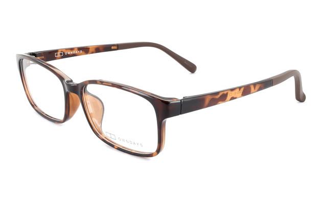 Eyeglasses OWNDAYS OR2005-N  ブラウンデミ