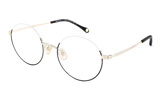 Eyeglasses Graph Belle GB1019G-8A  Black