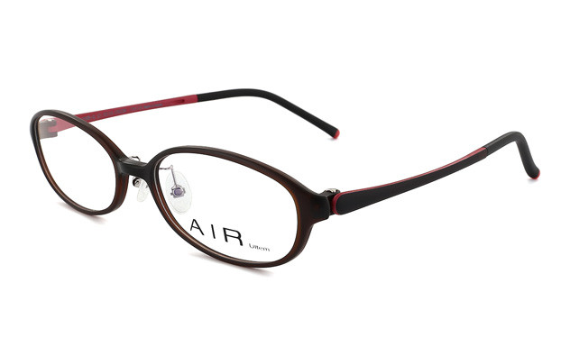 Eyeglasses AIR Ultem AU2035-Q Mat Dark Brown