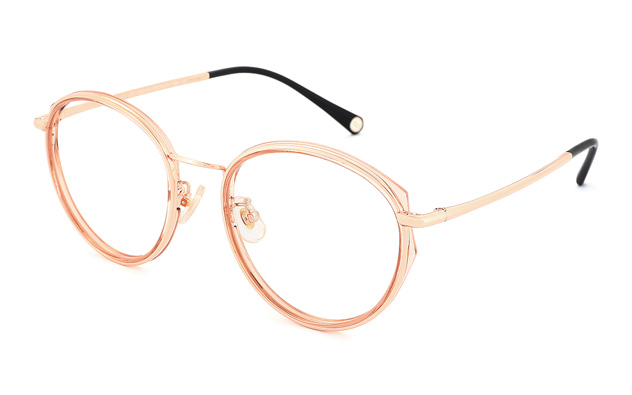 Eyeglasses Graph Belle GB2017G-8A  ピンク