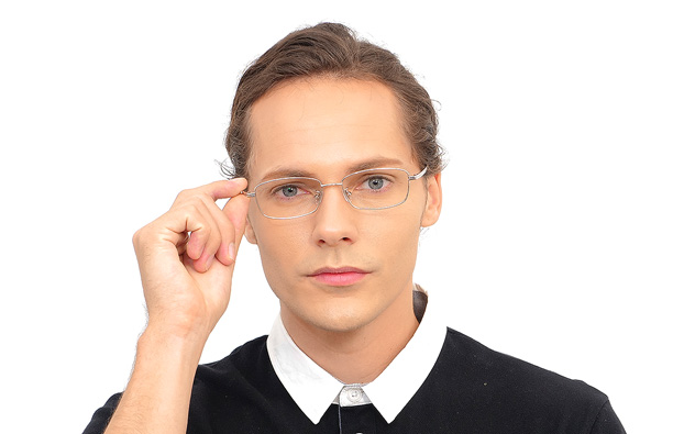 Eyeglasses OWNDAYS OR1035T-9S  Silver