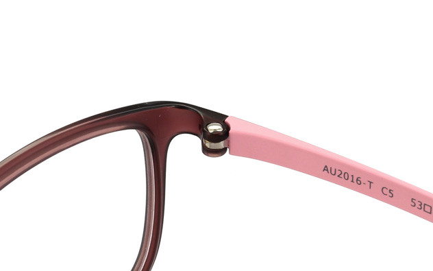Eyeglasses AIR Ultem AU2016-T  ライトパープル