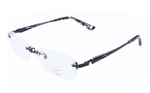 Eyeglasses K.moriyama KM1107  Blue