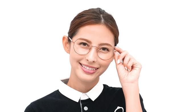 Eyeglasses lillybell LB1010G-0S  Orange