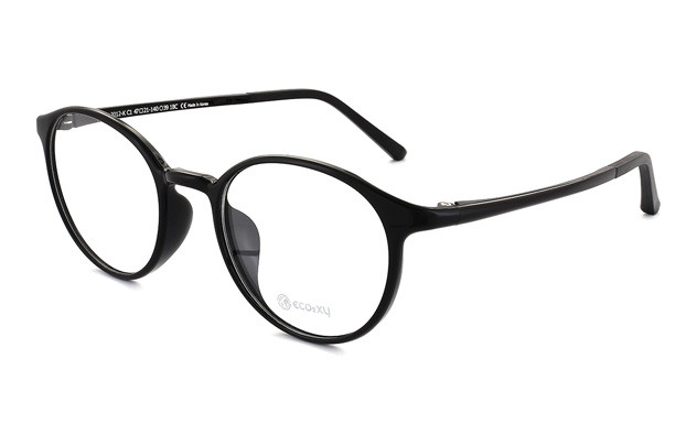 Eyeglasses ECO2XY ECO2012-K  ブラック