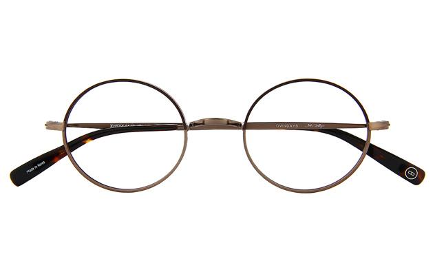 Eyeglasses John Dillinger JD1025K-9A  Brown