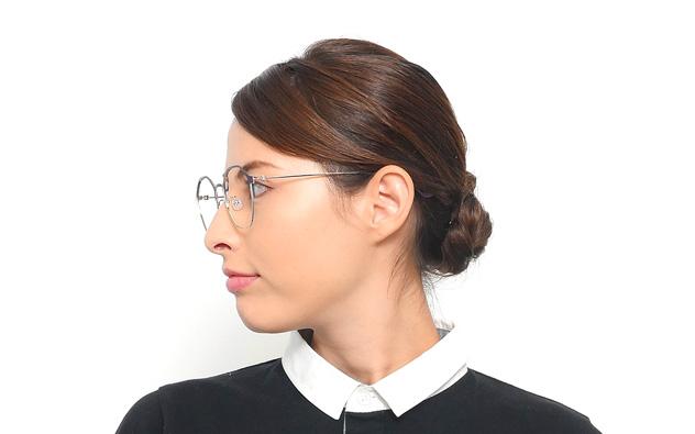 Eyeglasses OWNDAYS SW1003G-8A  マットブラウン