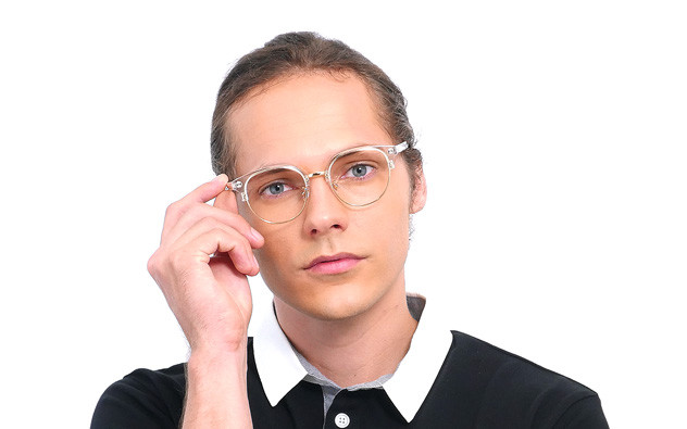 Eyeglasses +NICHE NC3001J-8S  Clear