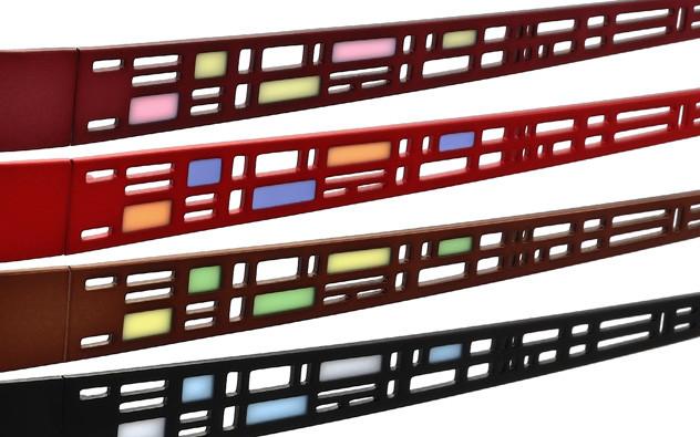 Eyeglasses Calmo CL1002G-8A  パープル