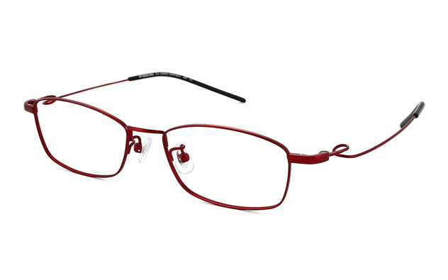 Eyeglasses AIR FIT AF1023G-8A  Red