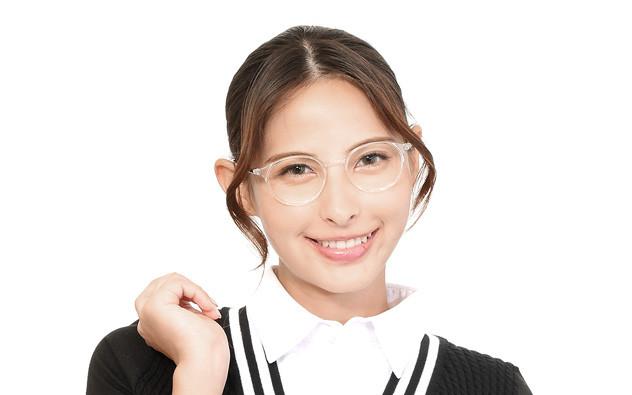 Eyeglasses ECO2XY ECO2009-K  クリアパープル