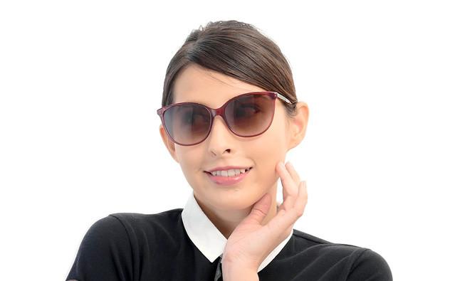 Sunglasses OWNDAYS SUN2076B-0S  ワイン