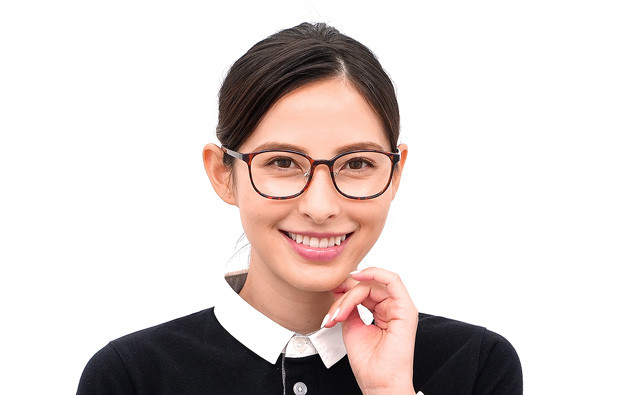 Eyeglasses FUWA CELLU FC2022S-0A  Black