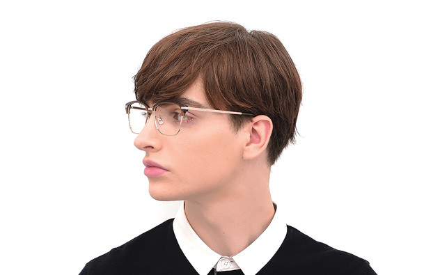 Eyeglasses Based BA1030G-0S  Black