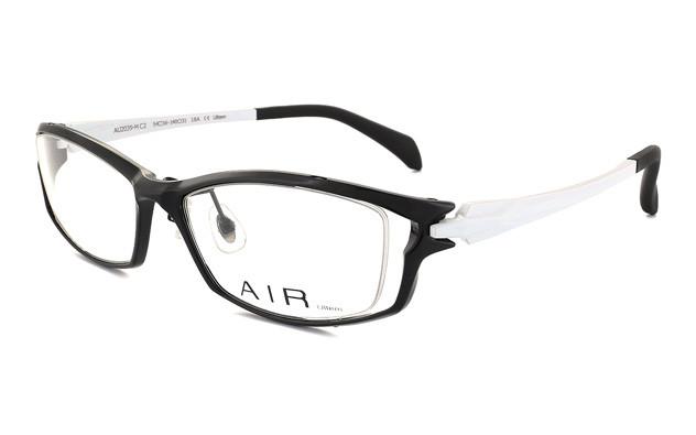 メガネ AIR Ultem AU2039-M  ブラック