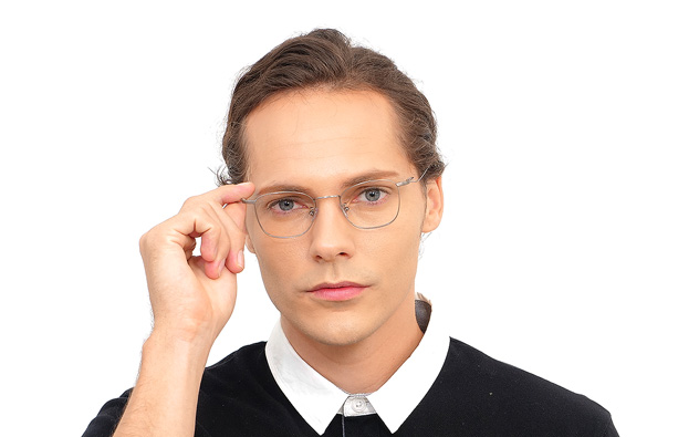 Eyeglasses AIR FIT AF1022G-8A  シルバー