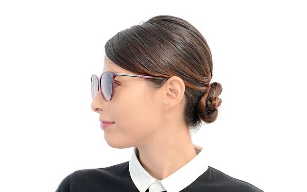 Sunglasses OWNDAYS SUN2076B-0S  パープル