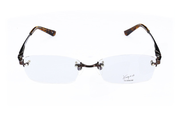 Eyeglasses K.moriyama KM1107  Brown