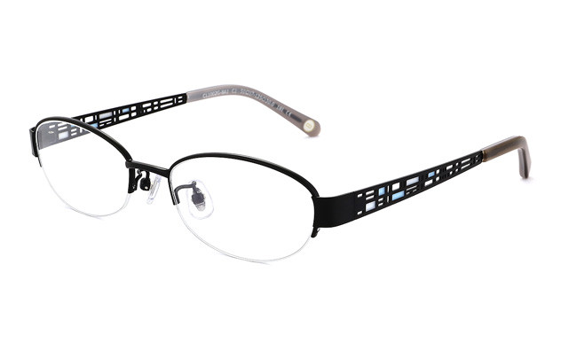 Eyeglasses Calmo CL1002G-8A  ブラック