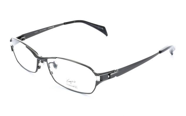 Eyeglasses K.moriyama OS1003  ダークガン