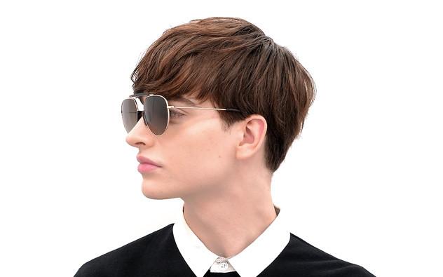 Sunglasses +NICHE NC1023B-0S  Silver