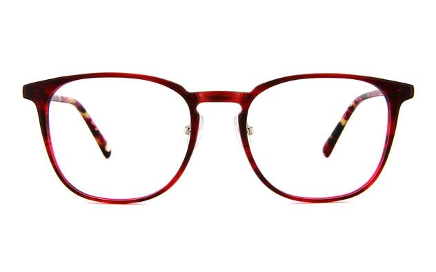 Eyeglasses Graph Belle GB2024D-9S  レッド