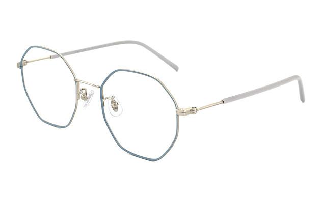 Eyeglasses lillybell LB1002G-8A  グレー