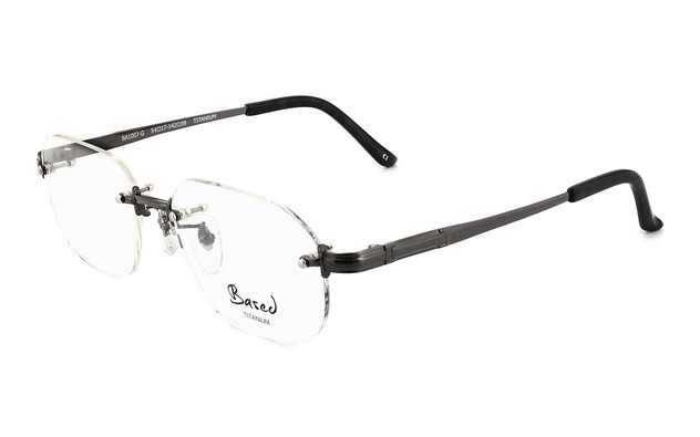 Eyeglasses Based BA1007-G  ガン