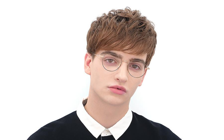 Eyeglasses John Dillinger JD1035Y-1S  Black
