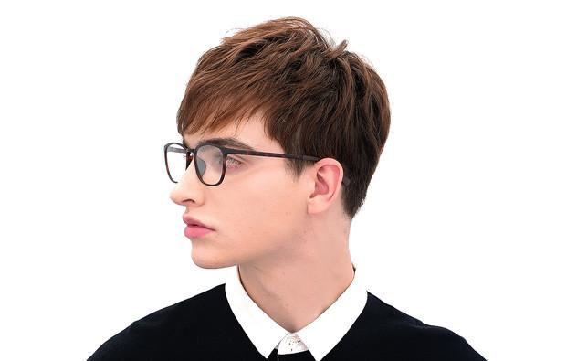 Eyeglasses OWNDAYS PG2015T-1S  Black