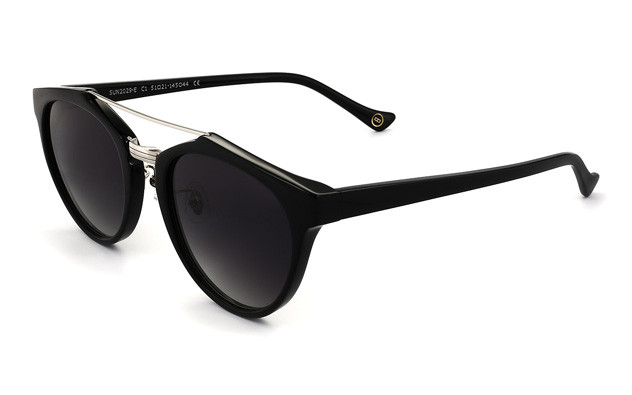 Sunglasses OWNDAYS SUN2029-E  ブラック