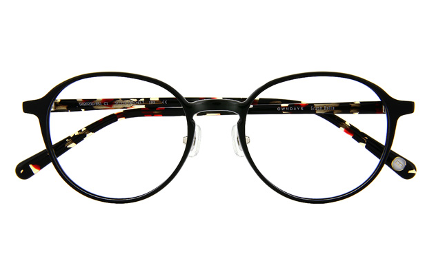 Eyeglasses Graph Belle GB2023D-9S  ブラック