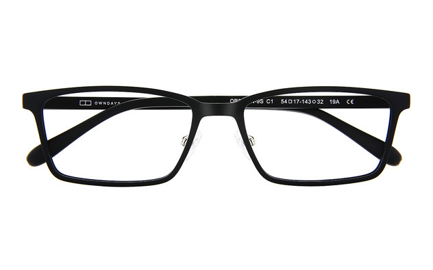 Eyeglasses OWNDAYS OR2057N-9S  マットブラック