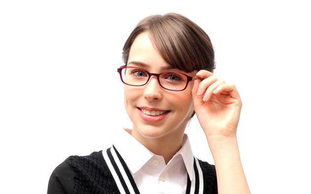 Eyeglasses FUWA CELLU TR2023E  マットブラック