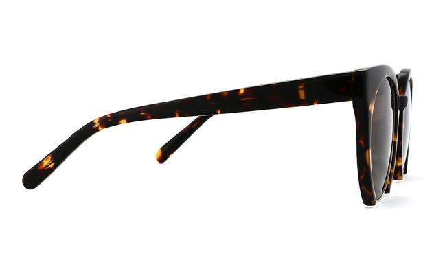 Sunglasses OWNDAYS SUN2026-E  ブラウンデミ