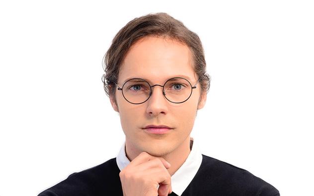 Eyeglasses John Dillinger JD1026K-9A  Mat Gold