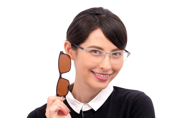 Eyeglasses OWNDAYS SNAP SNP1008N-0S  Silver