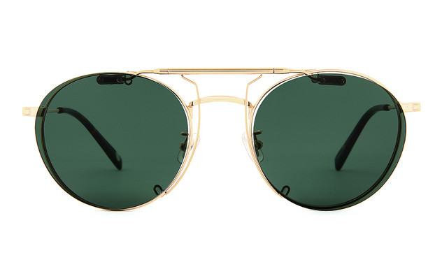 Sunglasses +NICHE NC1019B-9A  Gold