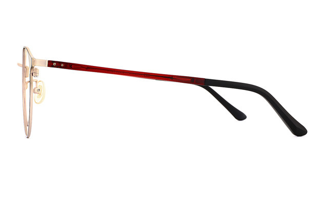 Eyeglasses Graph Belle GB1020F-8A  レッド