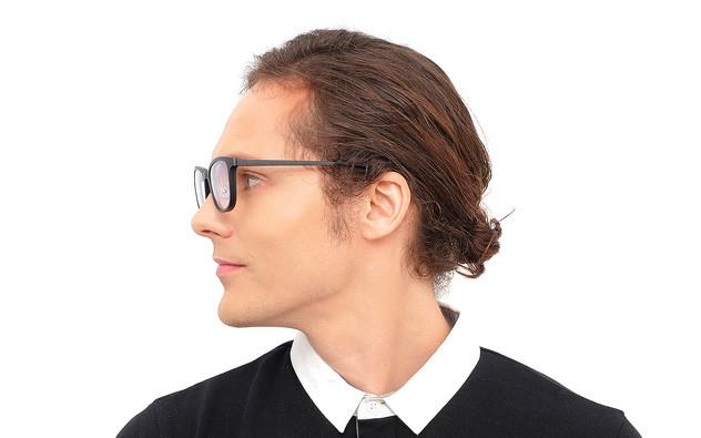 Eyeglasses OWNDAYS SNAP SNP2008Le-Rd  Mat Black