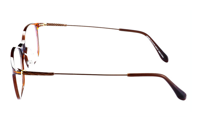 Eyeglasses AIR Ultem OF2006  ブラウン