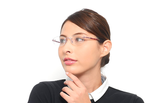 Eyeglasses Calmo CL1006T-8A  ガン