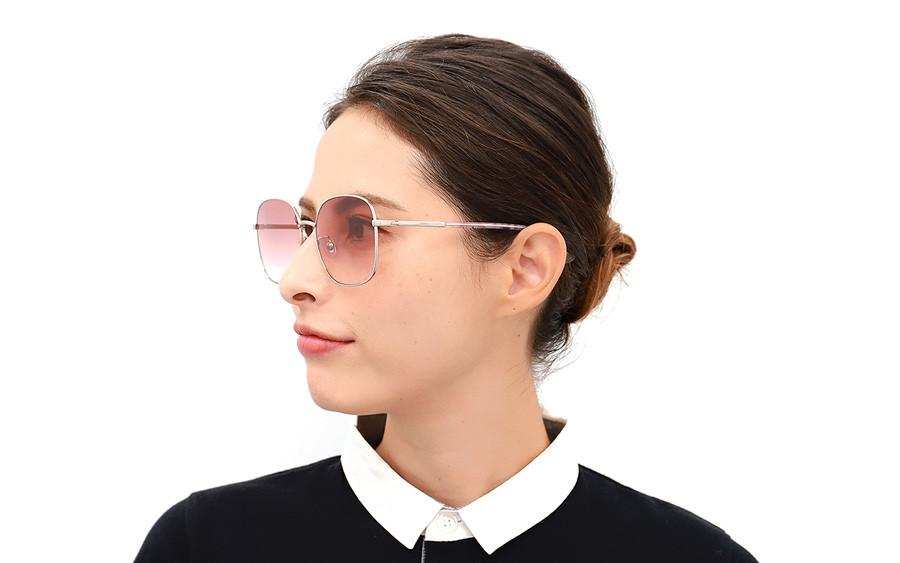 Sunglasses OWNDAYS SUN1062T-1S  ゴールド