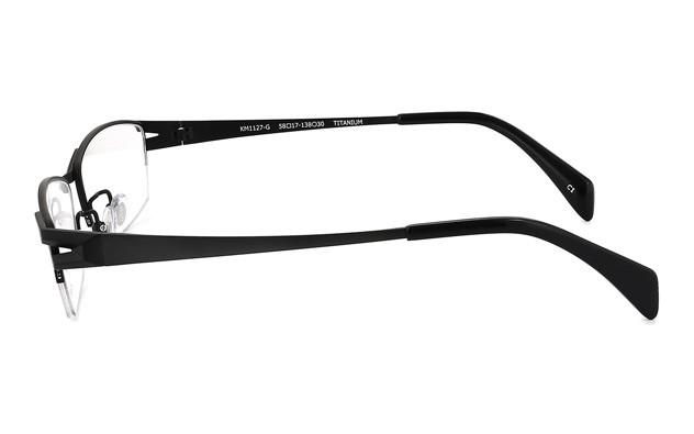 Eyeglasses K.moriyama KM1127-G  マットブラック