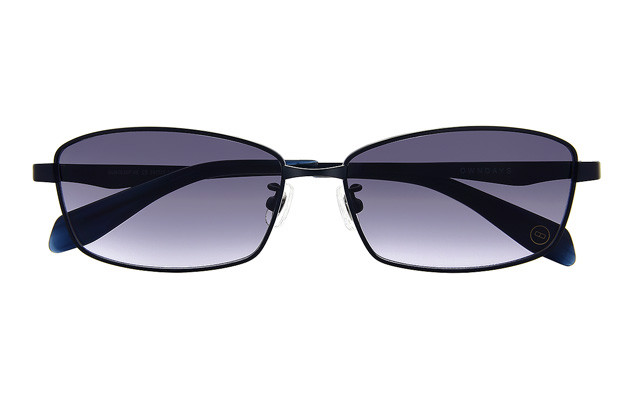 Sunglasses OWNDAYS SUN1036P-9S  マットネイビー