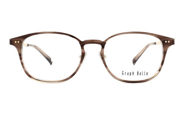 メガネ Graph Belle GB2015-D  ライトブラウンデミ